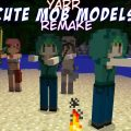 minecraft-mod-cute-mob-models-remake