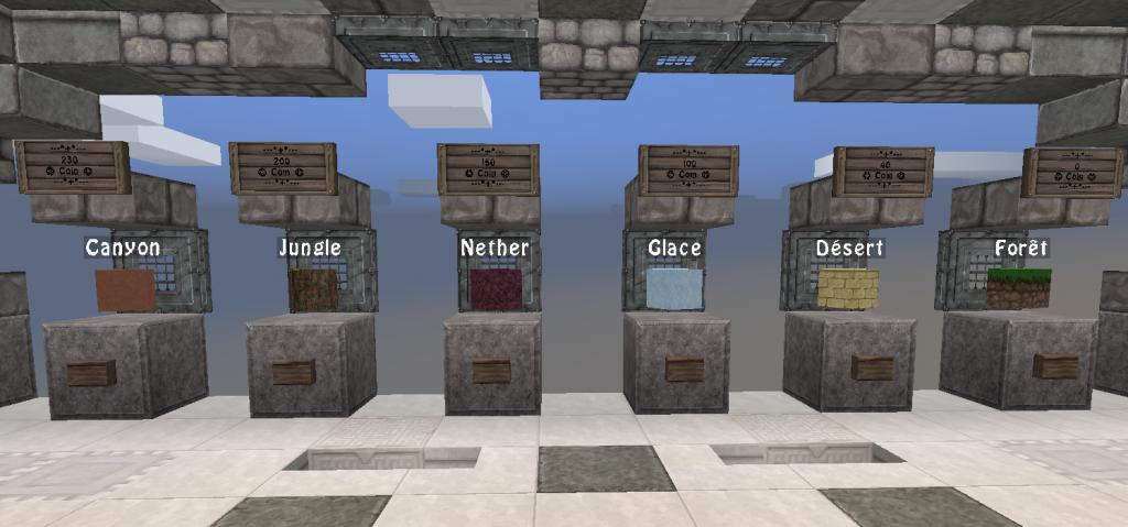 minecraft-aventure-map-jeux-punchmonster-debloquer-map