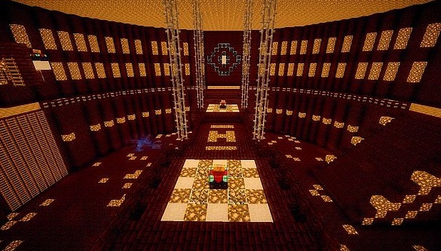 minecraft-map-pvp-arene pont