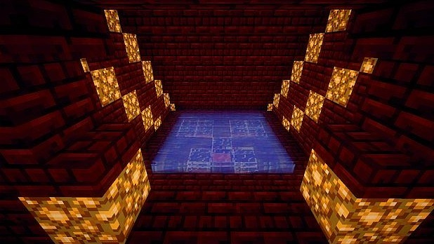 minecraft-map-pvp-arene salle secrete
