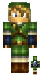 2.Minecraft skin link