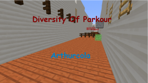 Diversity Of Parkour logo en tête