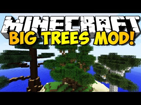 Minecraft big trees miniature image à la une