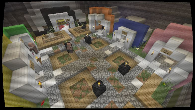 Minecraft map aventure fr number 7 le braquage pnj