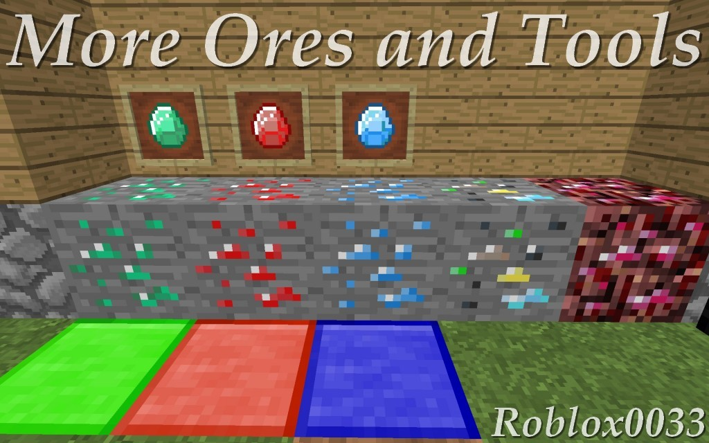 minecraft-mod-more-ores-and-tools