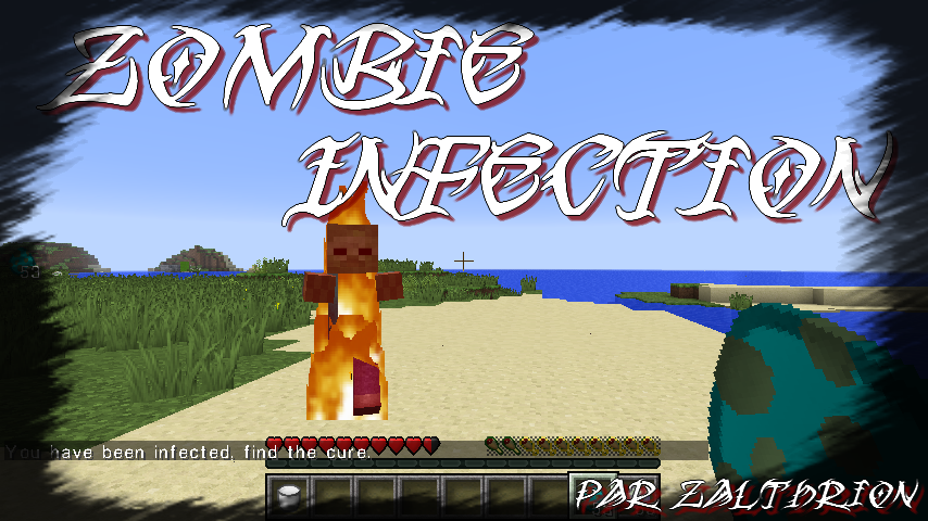 minecraft mod zombie infection