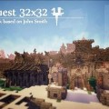 minecraft resource pack 32x32 conquest