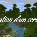 creation serveur