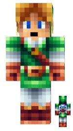 6.Minecraft skin link Ocarina of Time