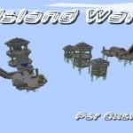 minecraft map pvp island war