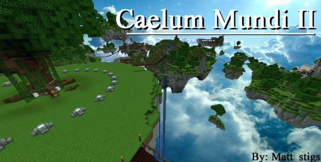 minecraft map survival game Caelum Mundi II