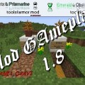 minecraft mod gameplay 1.8