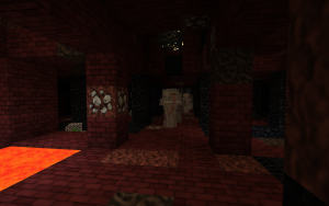 minecraft mod mob roguelike dungeons ambiance nether