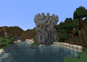 minecraft mod mob roguelike dungeons apercu donjon