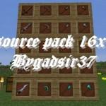 minecraft resource pack 16x16 bygadsir37