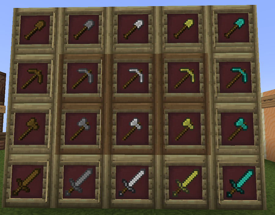 Minecraft equanimity pvp resource pack outils minecraft - Outil minecraft ...