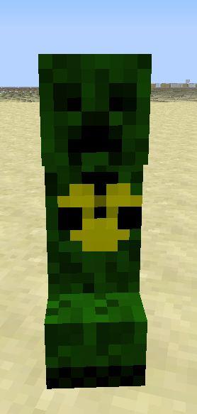 minecraft mod elemental creepers hydrogen creeper