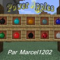 minecraft mod gameplay power apples