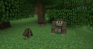 minecraft mod lots of mobs gorille