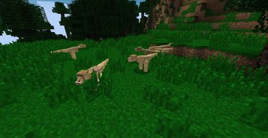 minecraft mod lots of mobs raptor