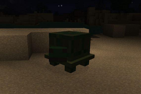 minecraft mod reptile tortue géante