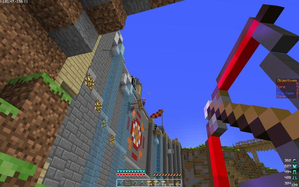 minecraft plast pack resource pack pvp arc
