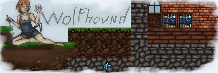 minecraft resource pack 64×64 wolfhound pack