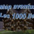 Minecraft map aventure les 1000 lieux