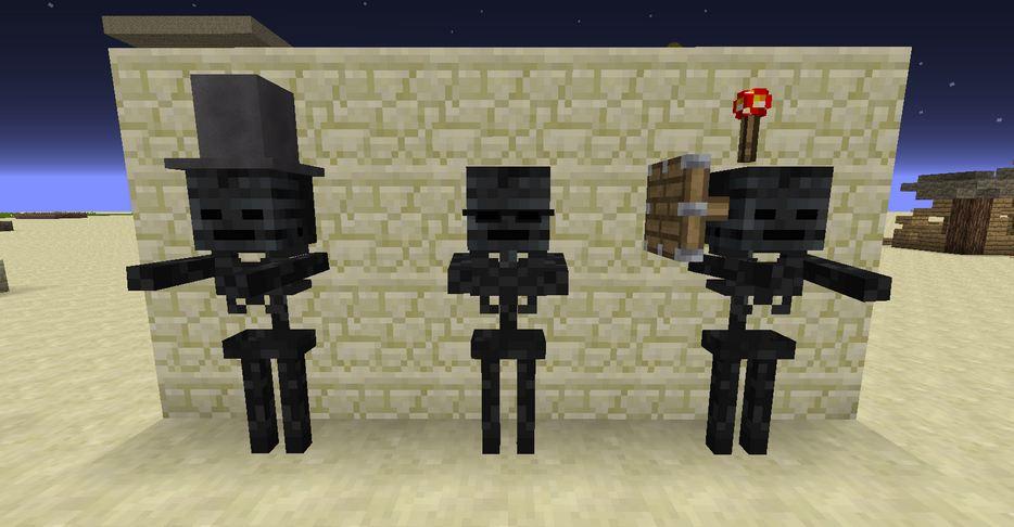 minecraft map mini-jeu gems quest 3 les gardes
