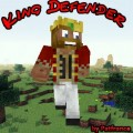 minecraft map pvp king defender