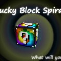 minecraft mod aventure gameplay lucky block spiral