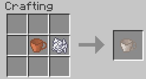 minecraft mod flower tea craft tasse