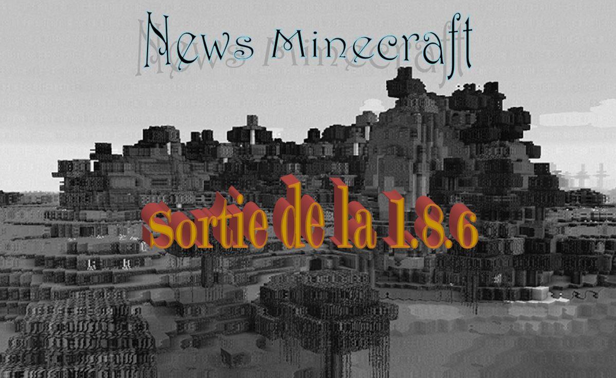 minecraft news sorite 1.8.6