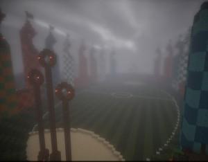 quidditch pitch vue de nuit