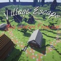 minecraft map aventure village escape