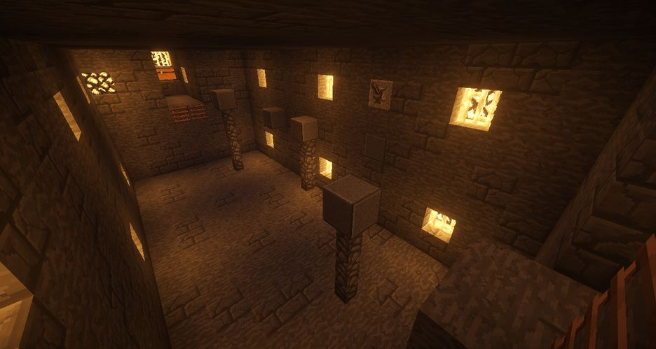 minecraft map aventure village escape epreuve