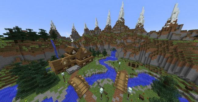 minecraft map horreur 1.8 lucid nightmare exterieur