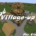 minecraft mod village up