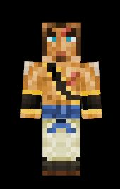 5.minecraft skin prince of persia