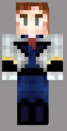 6.minecraft skin prince hans