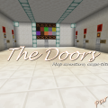 minecraft map aventure casse tête the doors