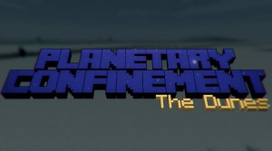 minecraft map aventure multi planetary confinement-the dune