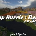 minecraft map survie reach – a world unfolding