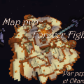 minecraft map pvp forever fight