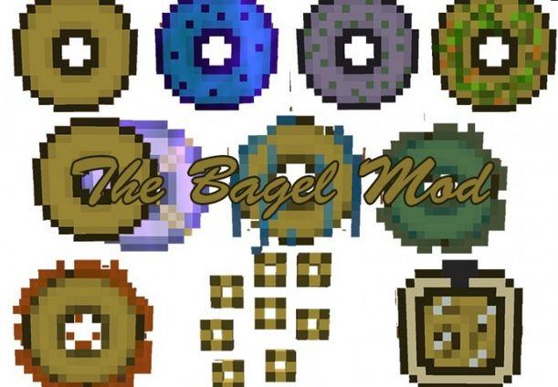 minecraft mod bagel