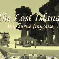 minecraft map survie française the lost island