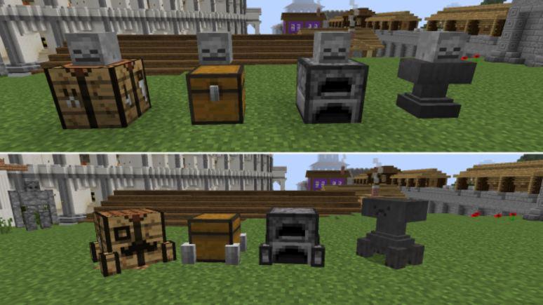 minecraft utility mod blocs animés