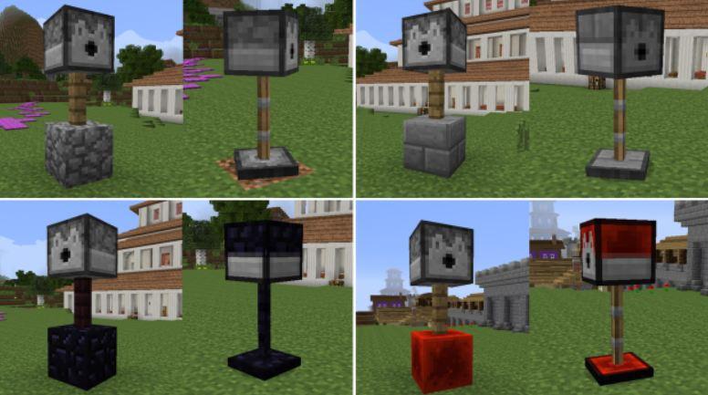 minecraft utility mod tourelle