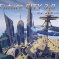 minecraft map ville future city 3.0 zeemo