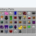 minecraft mod inventory pets détail